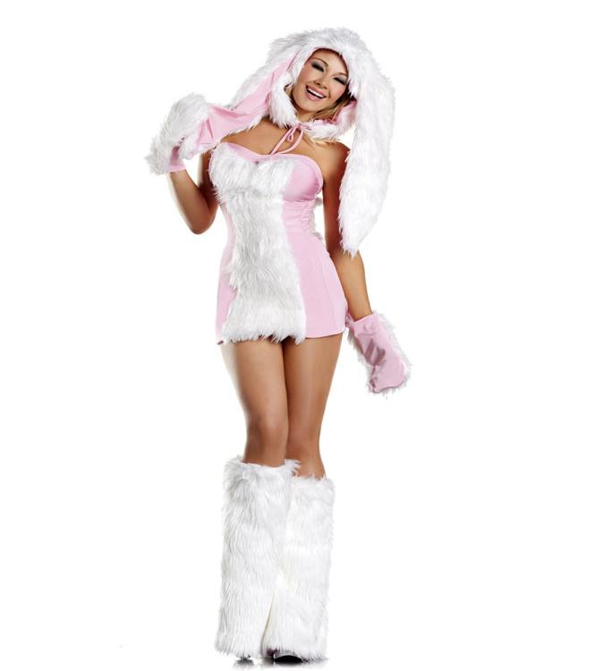 Костюм кролика розовый — Купить костюм розового кролика 622b4c72133da